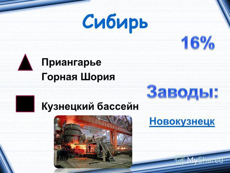 Сибирь Приангарье Горная Шория Кузнецкий бассейн Новокузнецк