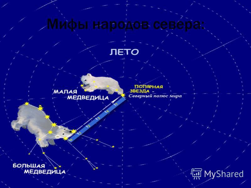 Мифы народов севера:
