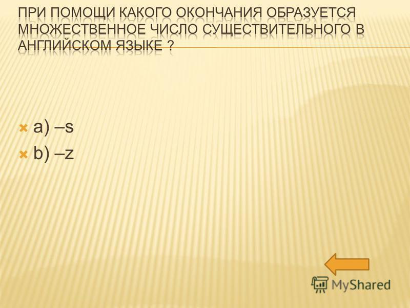 a) c)
