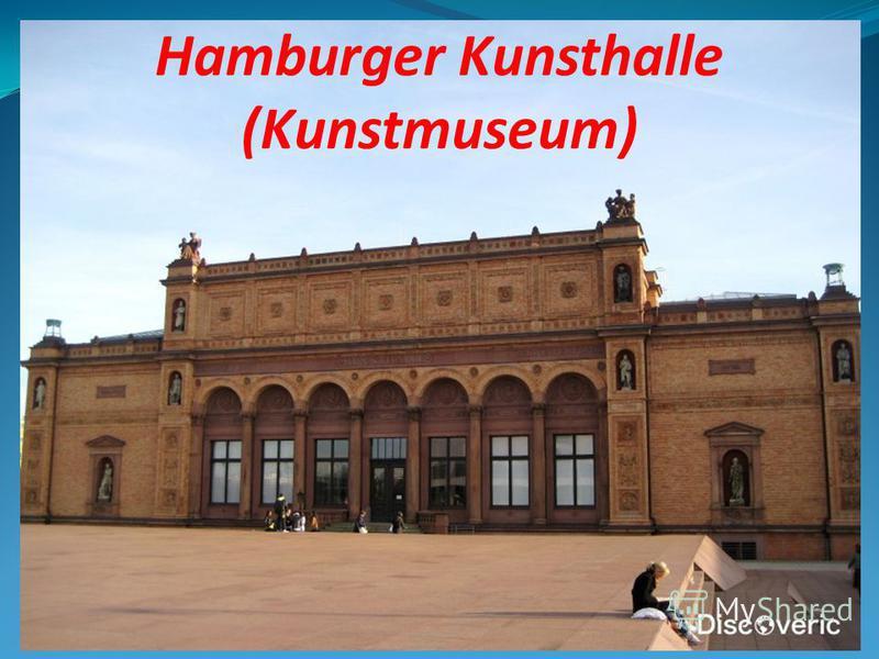 Hamburger Kunsthalle (Kunstmuseum)