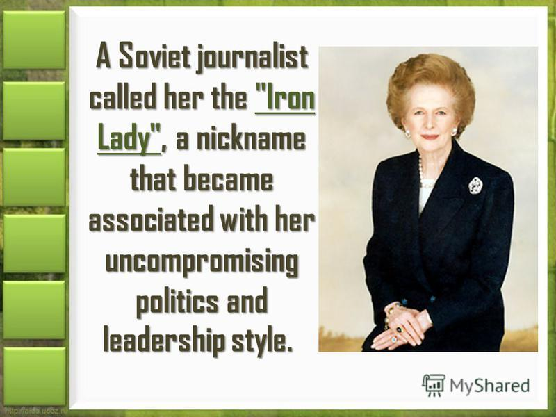 A Soviet journalist called her the