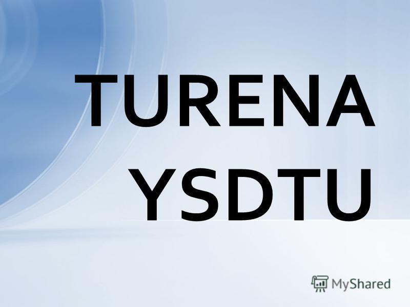 TURENA YSDTU
