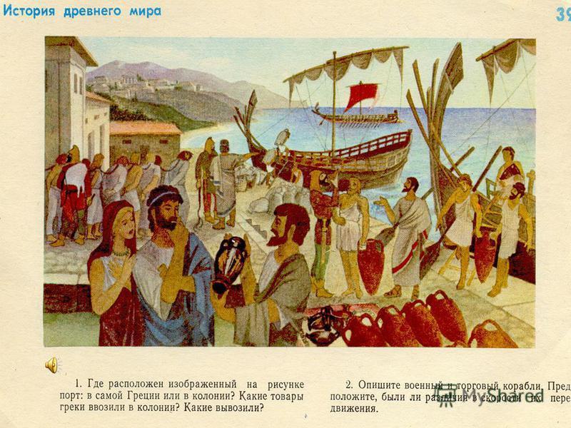 Греческие города Греческие колонии Массилия Ольвия Херсонес Спарта ПантикапейАфины Микены Кирена Коринф Сиракузы