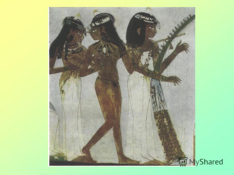 Скульптура, живопись Посмотрите на рисунок и составьте небольшой рассказ по теме «Какие правила должны были соблюдать египетские художники и скульпторы, изображавшие богов, фараонов и вельмож?» Используйте учебник стр. 56