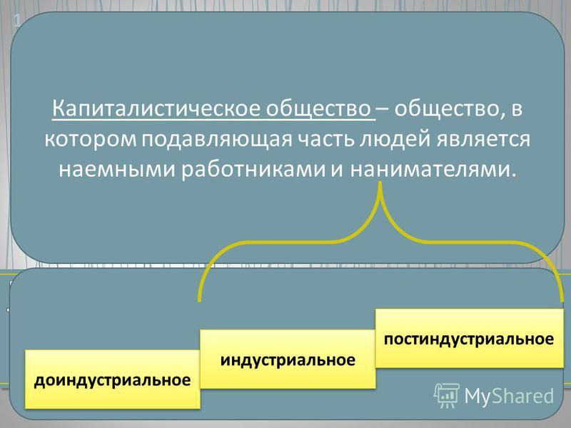 Презентацияк уроку 10 класс эволюция капитализма кравченко