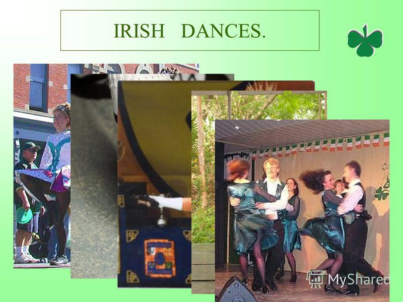 IRISH DANCES.
