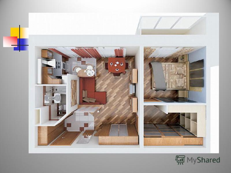 Как сделать удобную планировку квартиры 12