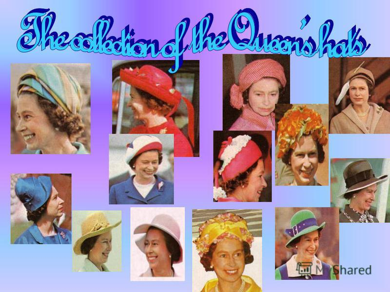 Not only the famous designers but also the English Queen influences the fashion in Britain. Read about the Royal clothes. The Queen is said to take a great interest in her hats. It is important for her face to be seen from all angles and a replica of