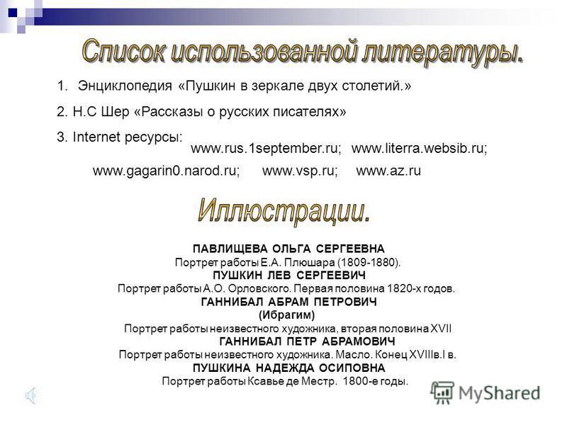 Мария (1832-1919) Александр (1833-1914) Григорий (1835-1905) Наталья (1836-1913) Пушкин А.С.Гончарова Н.Н.