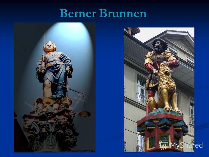 Berner Brunnen