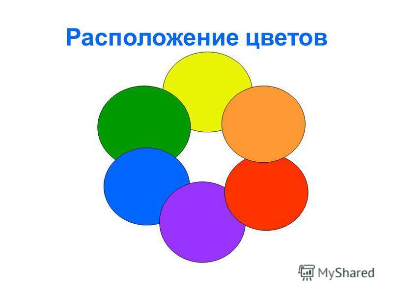 Составные цвета: