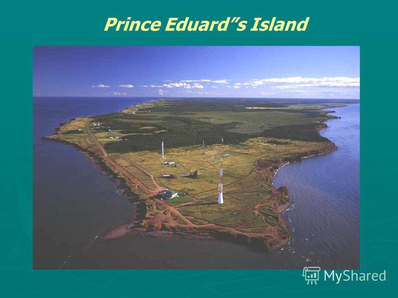 Prince Eduards Island