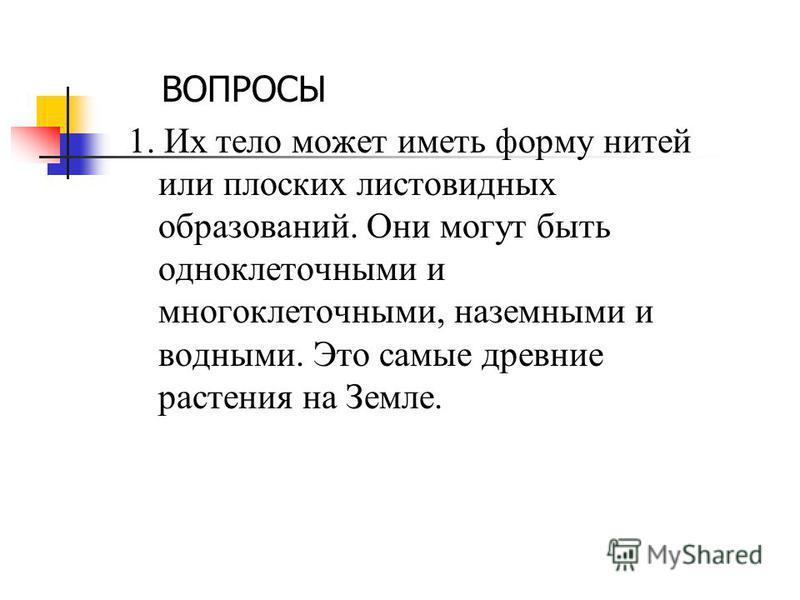ВОПРОСЫ 1.