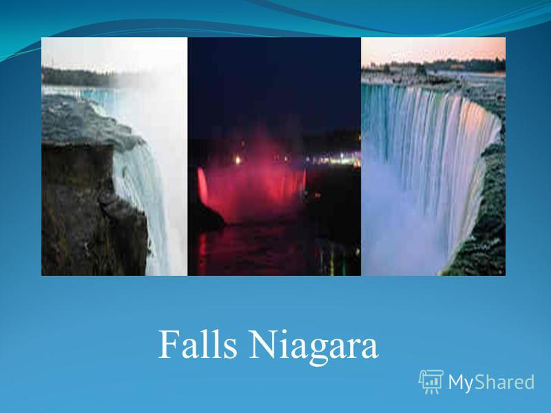 Falls Niagara
