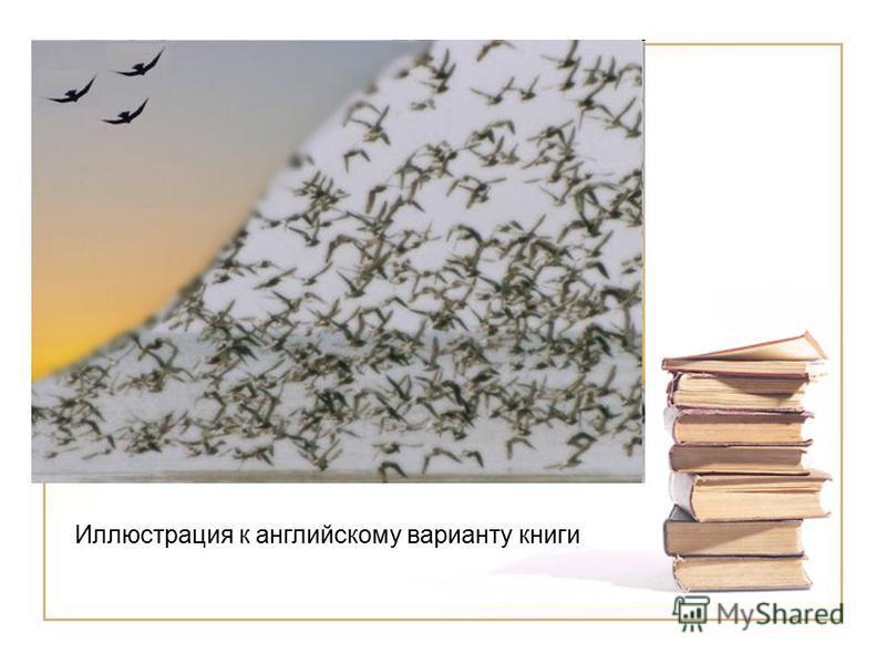 Иллюстрация к английскому варианту книги