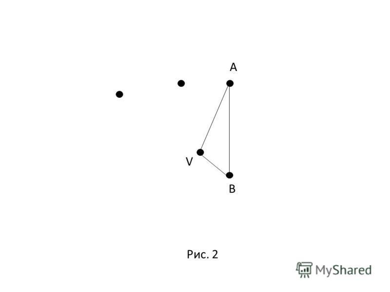 A B V Рис. 2