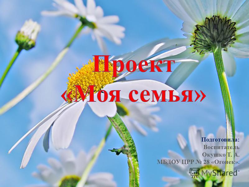 Подготовила: Воспитатель Окушко Т. А. МБДОУ ЦРР 28 «Огонек»..