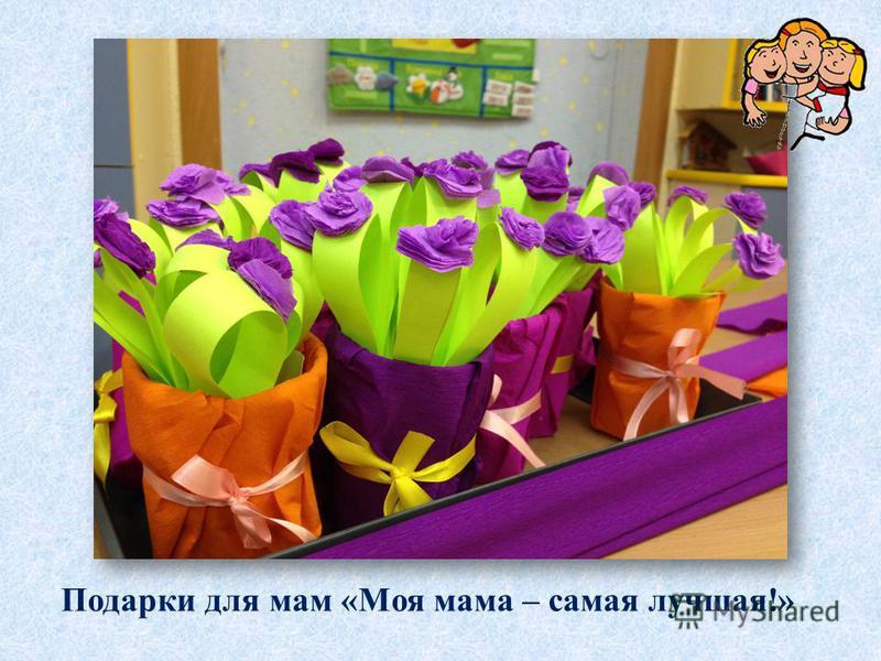 Подарки для мам «Моя мама – самая лучшая!»