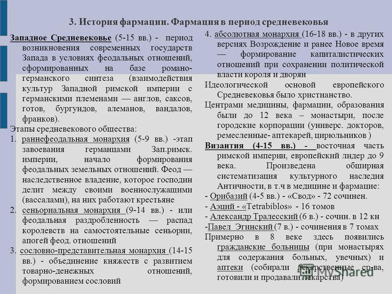 Средневековая медицина презентация 6 класс