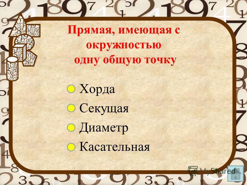 Квадрат Ромб Трапеция Прямоугольник Треугольник