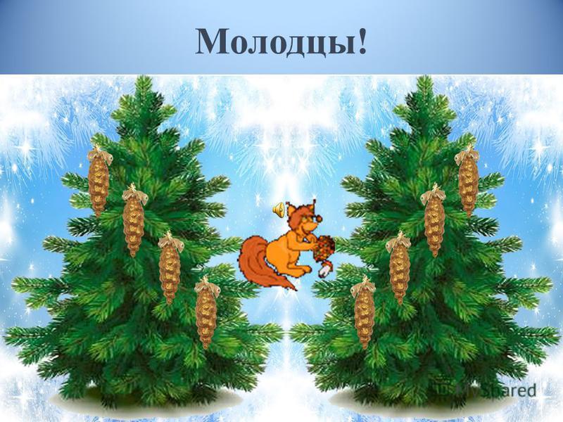 Скачет белка скок да скок, Что за маленький зверек! Любит шишки собирать и по веточкам скакать.