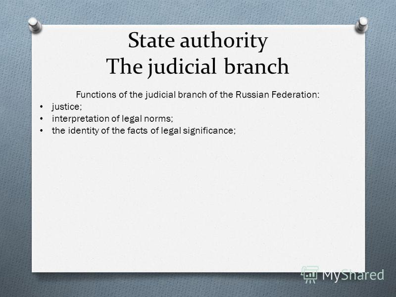 Of The Russian Federation Judicial 80