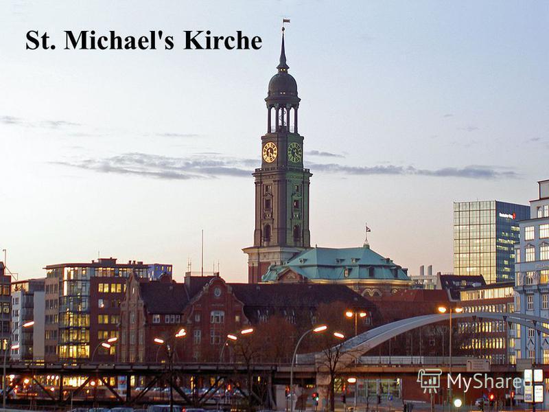 St. Michael's Kirche