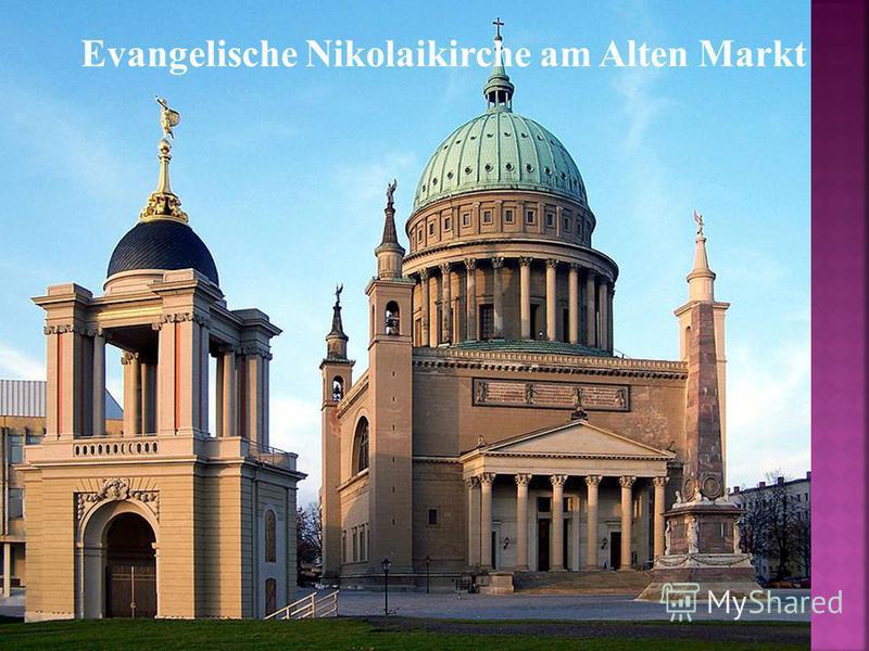 Evangelische Nikolaikirche am Alten Markt