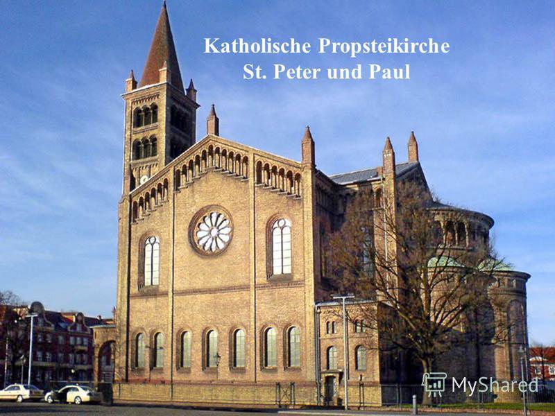 Katholische Propsteikirche St. Peter und Paul