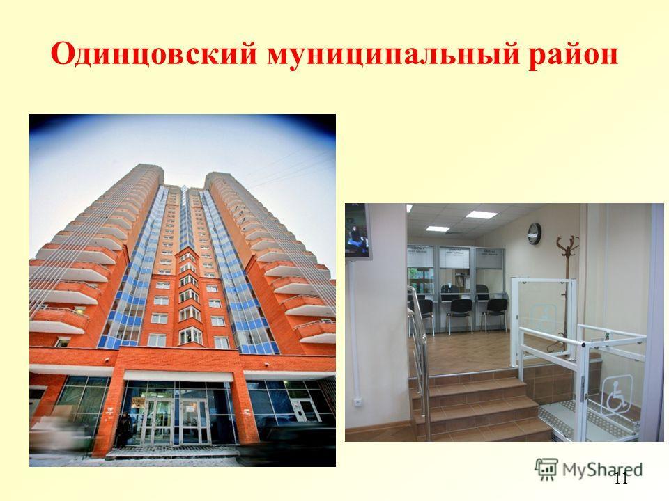 Одинцовский муниципальный район 11