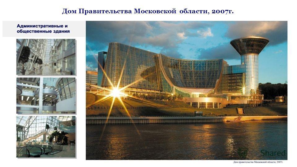 Здание Совета Федерации РФ, 1983 г.