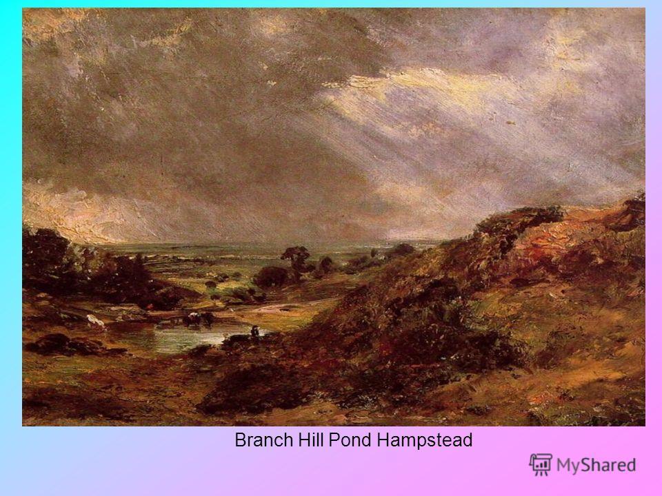 Branch Hill Pond Hampstead