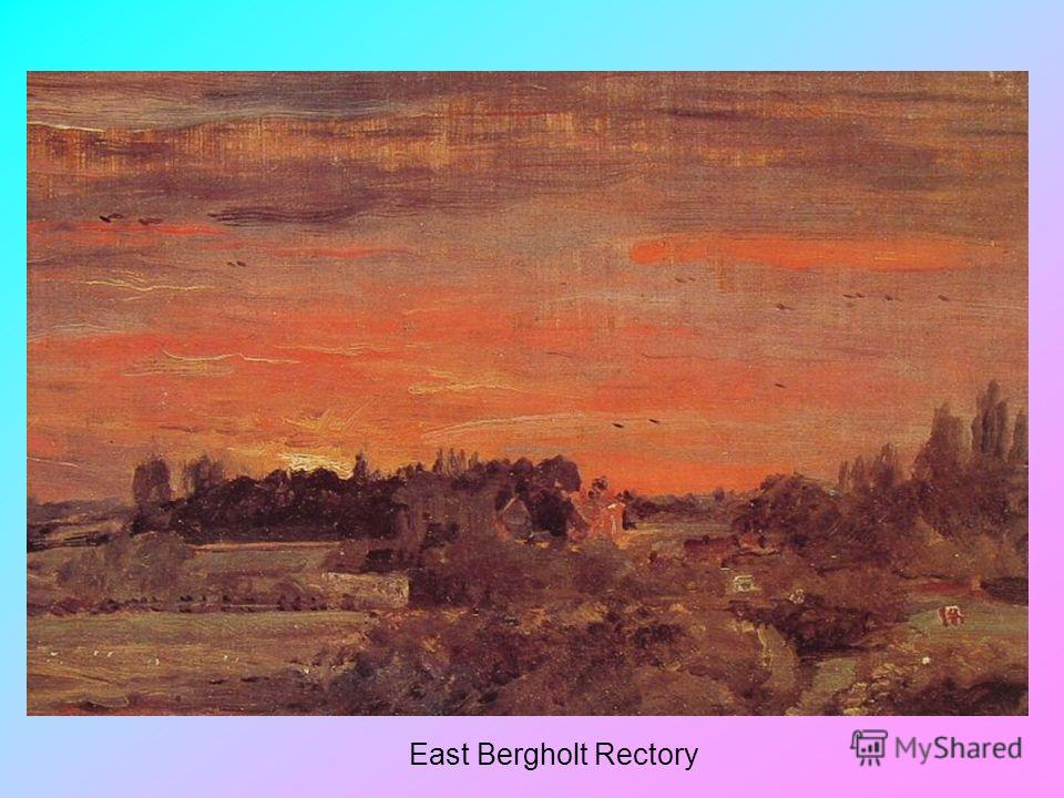 East Bergholt Rectory