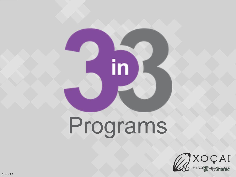 SP3_v.1.0 Programs
