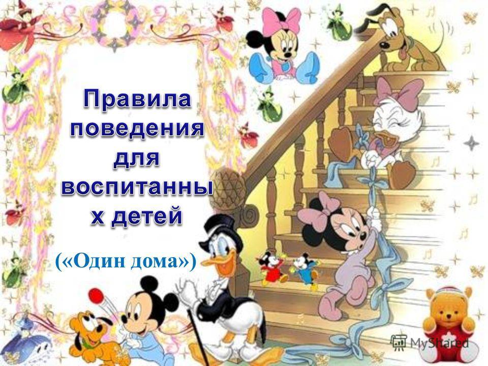 («Один дома»)
