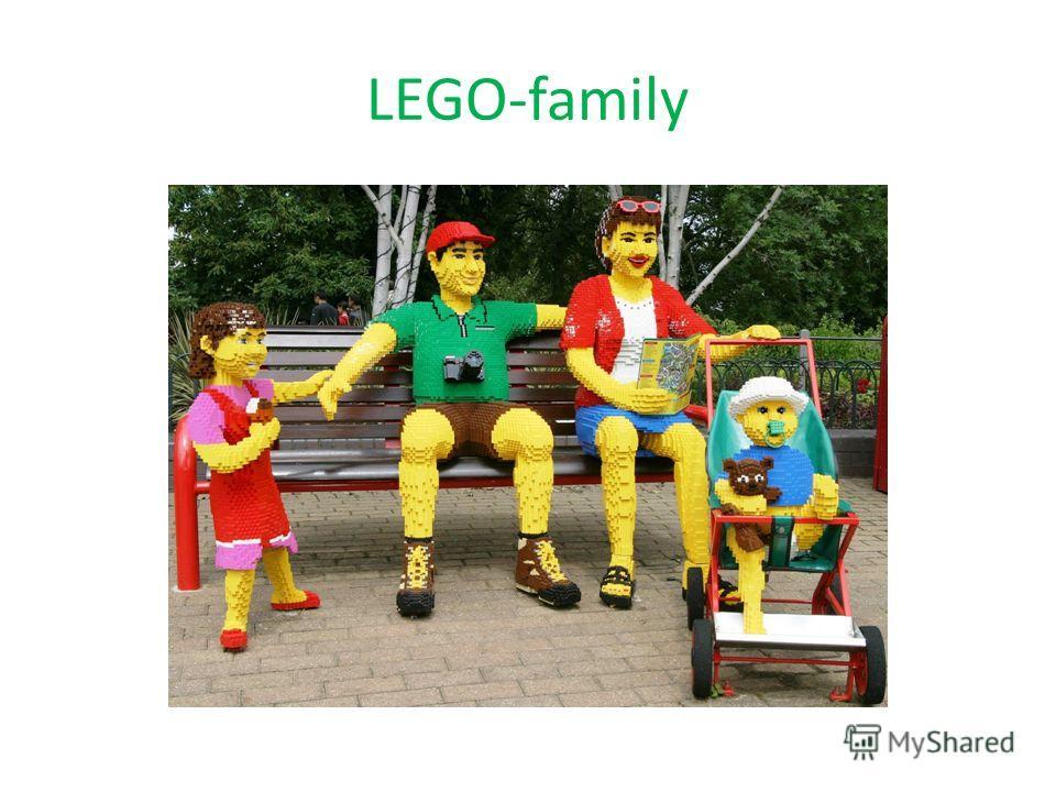 LEGO-family