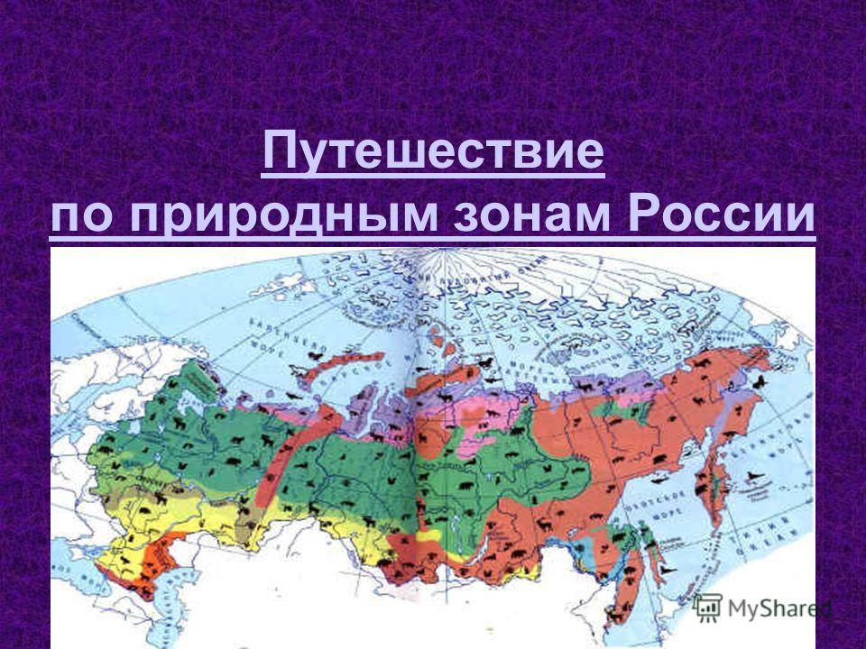 10.06.2005 Путешествие по природным зонам России