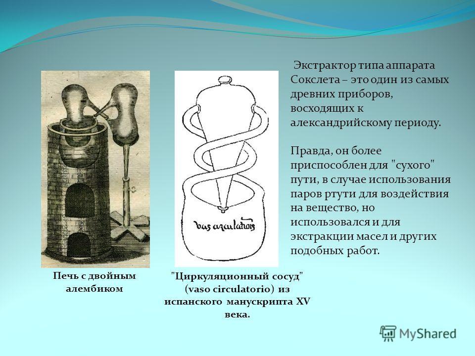 Печь с двоиным алембиком