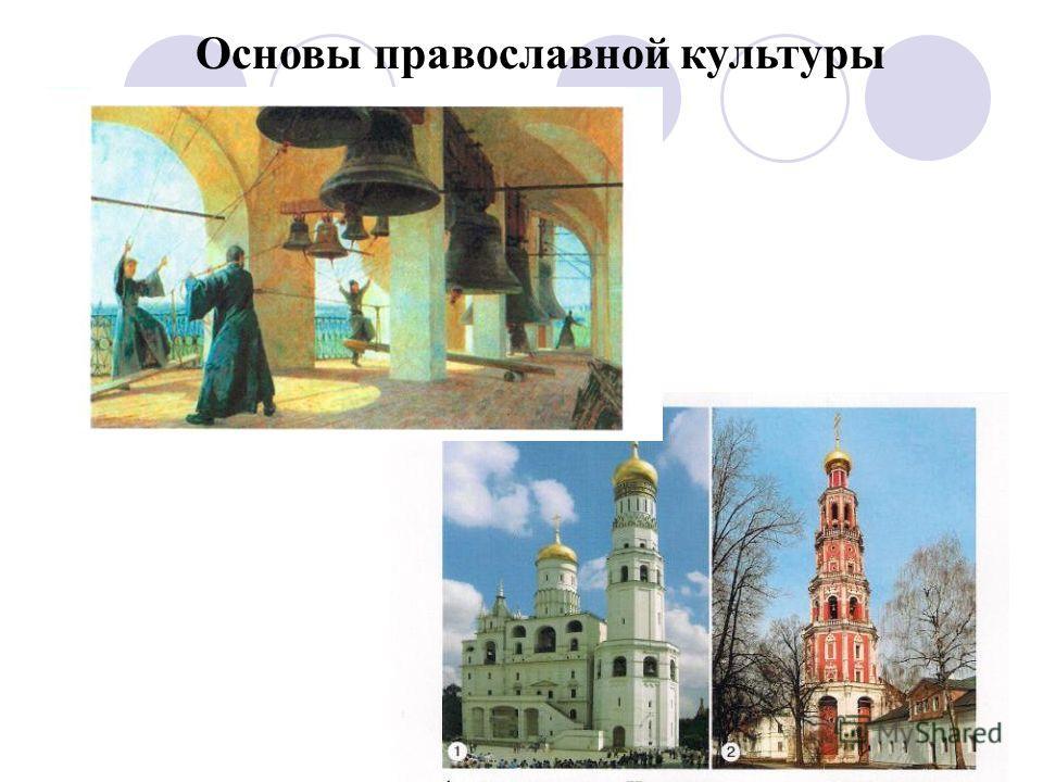 Основы православной культуры