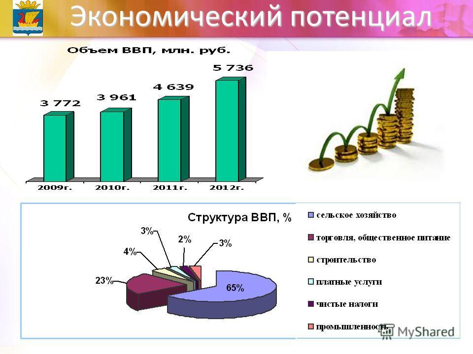 Экономический потенциал