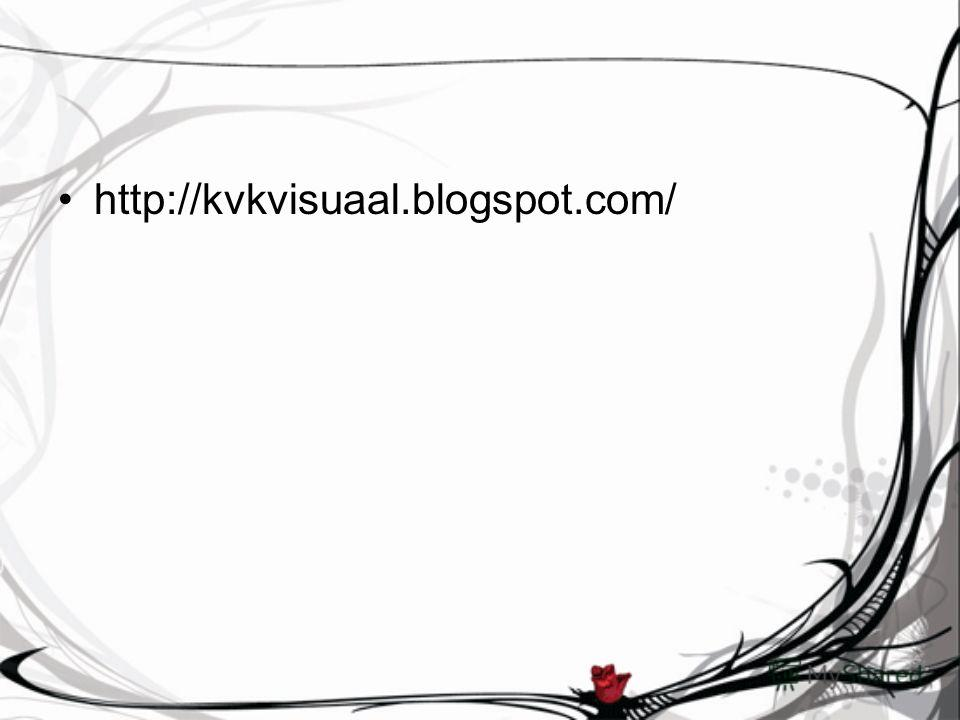 http://kvkvisuaal.blogspot.com/