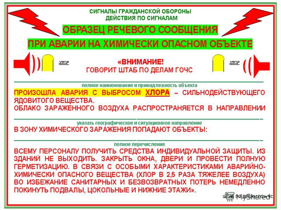 Схема оповещения и связи МБУ «
