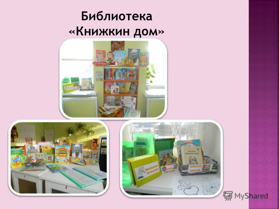 Библиотека «Книжкин дом»