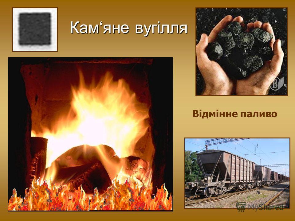 Камяне вугілля Відмінне палево