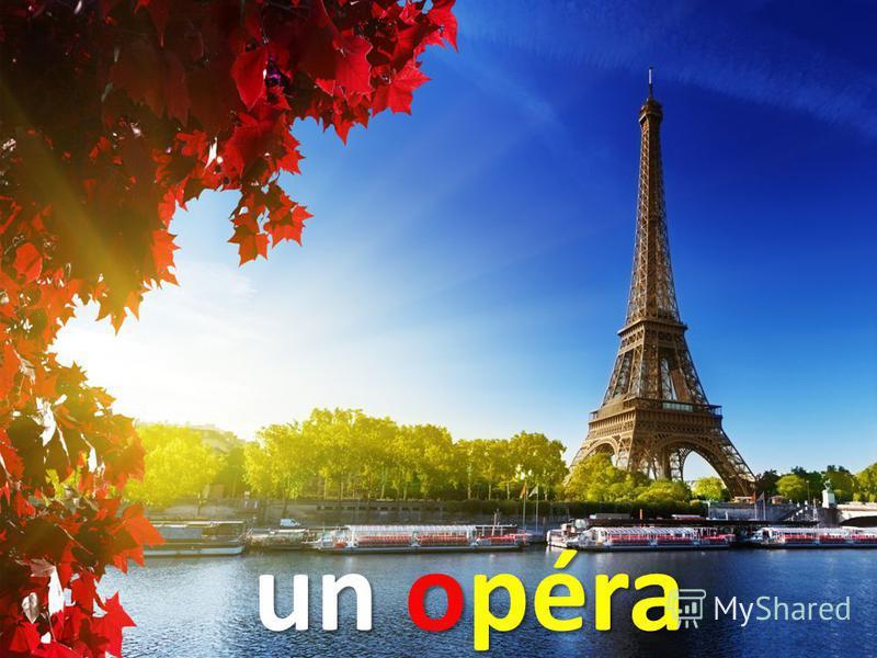 un opéra