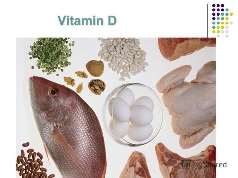 Vitamin D Vitamin D