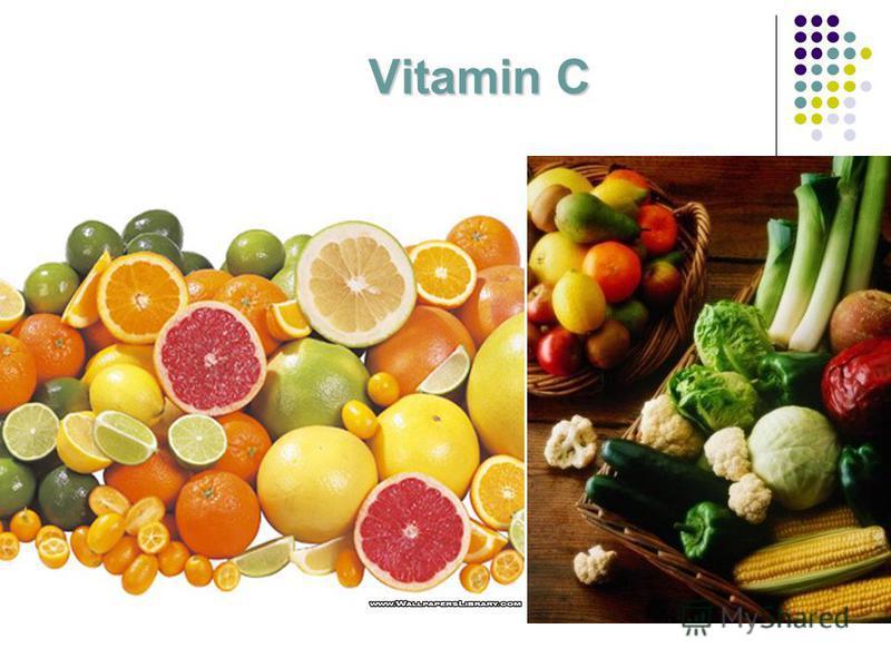 Vitamin C Vitamin C