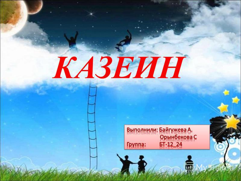 КАЗЕИН