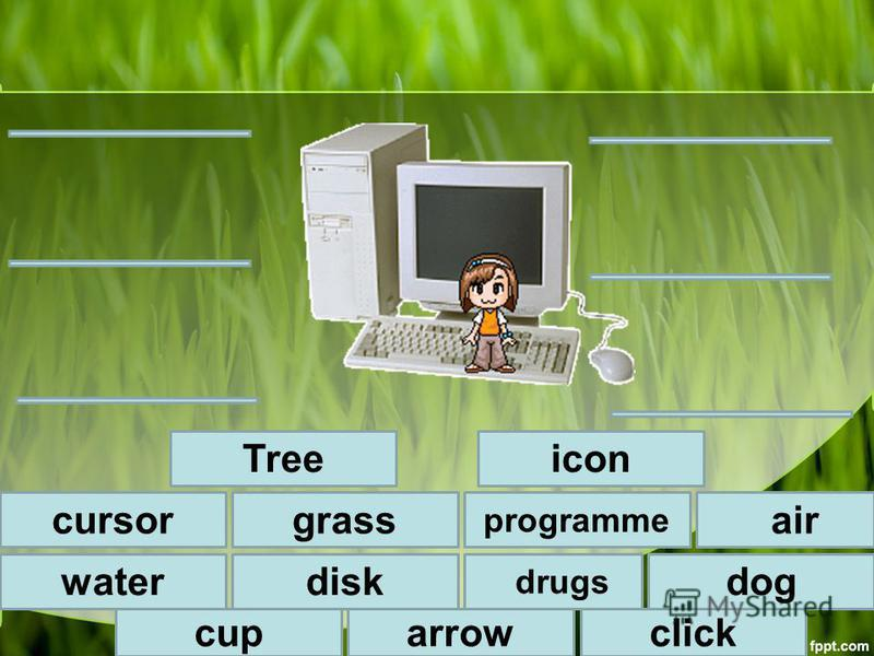 cursorgrass programme air waterdiskdog drugs cuparrowclick Treeicon