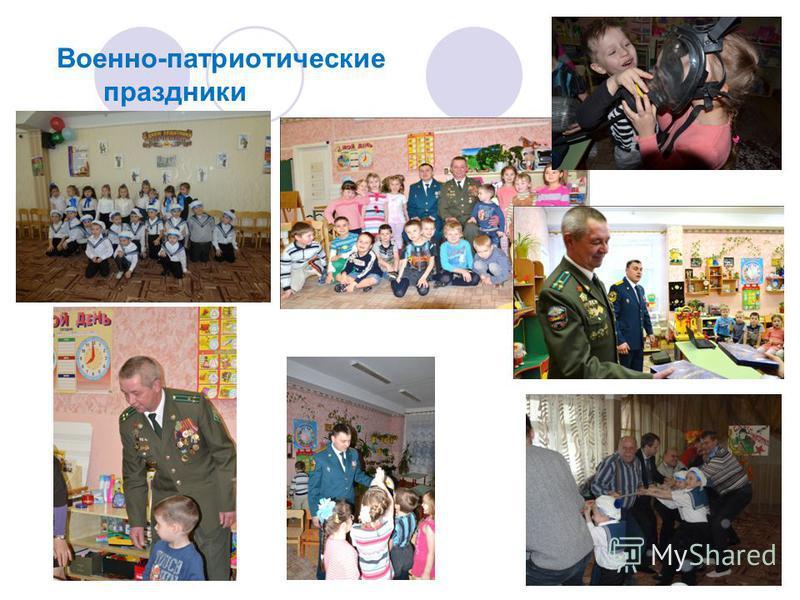 Военно-патриотические праздники